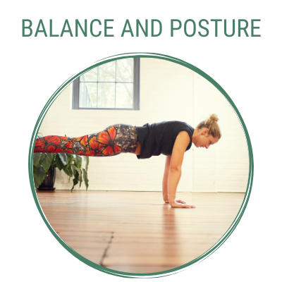 Auckland Physiotherapy Balance & Posture package