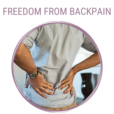 Auckland Physiotherapy Freedom from Back Pain package